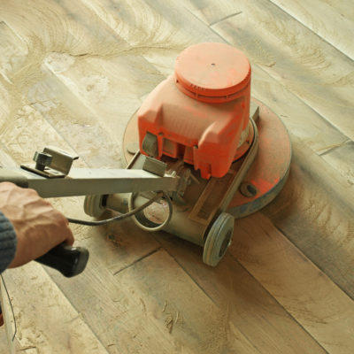 sand and finish services from Quality Hardwood Floor Installation